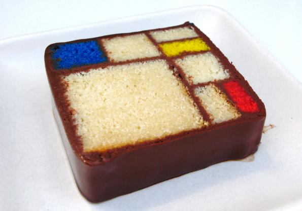 Make A Mondrian Cake